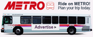 Advertise on Akron Metro RTA